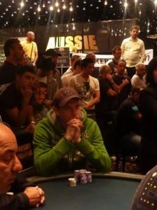 David Scherzer $17,5k richer