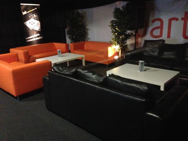 Hosp Marq seating