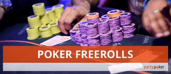 poker freerolls