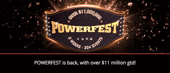 powerfest schedule