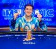 Ali Imsirovic Leads Final 13 of Super High Roller Bowl