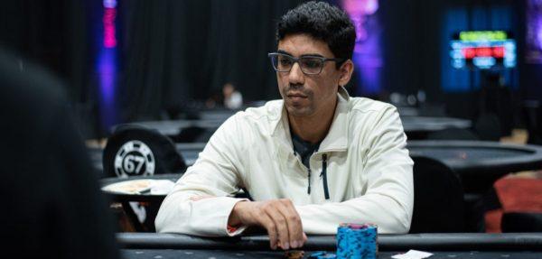 Pablo Brito faz mesa final no The Grand; Brasil ainda espera por 1º título