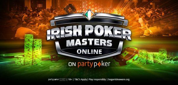 Der vollständige Irish Poker Masters-Spielplan mit 21 Events
