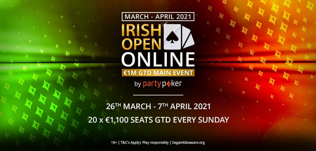 2021 Irish Open Poker