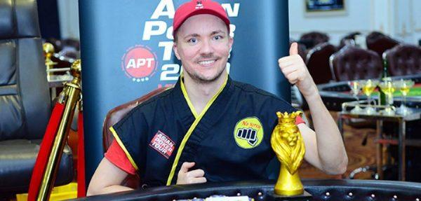 Joakim Andersson brilha entre os melhores, crava primeiro SHR da Powerfest e leva $ 480 mil