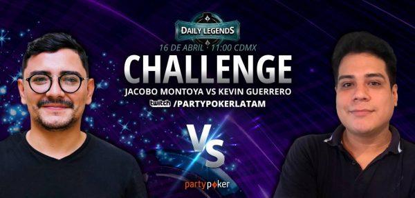 Montoya y Guerrero se miden en los Daily Legends Challenge
