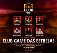 'Cash' das estrelas, Club Game estreia neste sábado na Twitch; veja quem participa