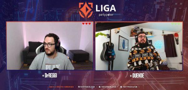 Liga partypoker: ganó un brasileño y arde el ranking del mes